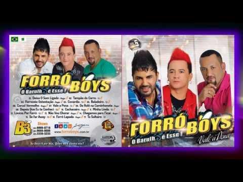 Forró Boys Vol. 5 - 13 Não Vou Chorar