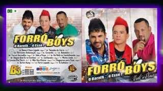 Forró Boys Vol. 5 - 13 Não Vou Chorar 2015