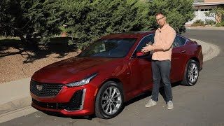 2020 Cadillac CT5 Test Drive Video Review