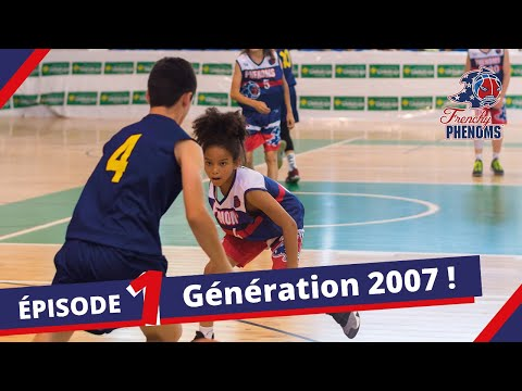 FRENCHY PHENOMS Episode 1 #Generation2007 - La Roda U12