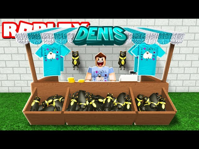 THE DENIS ROBLOX STORE!