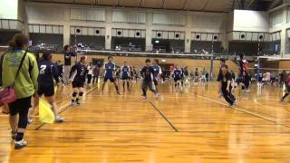 20141123 02a G1ロケッツ杯 FOREST v s キィアラ1