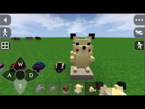 Pokemon mod for survivalcraft