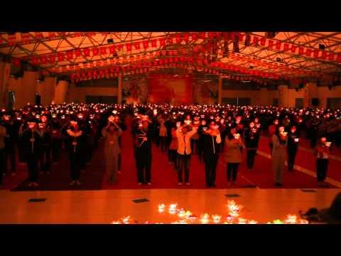 Lễ Hoa Đăng Vía Đức Phật A Mi Đà-Khóa tu sinh viên tháng 12