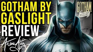 Batman: Gotham by Gaslight - Review & Animation Thoughts