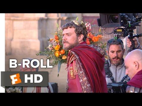 Ben-Hur B-ROLL 1 (2016) - Jack Huston Movie