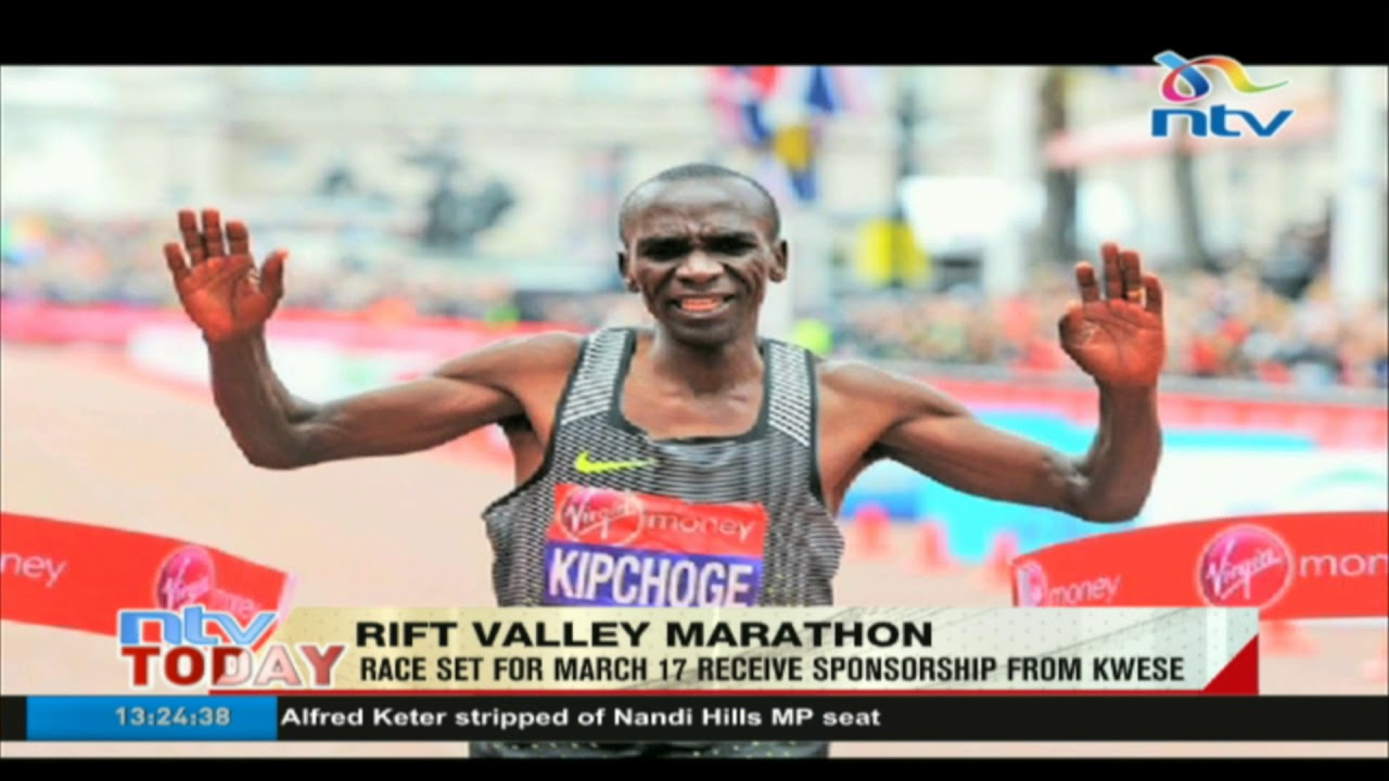 Rift Valley Marathon to be sponsored by Kwese Sports