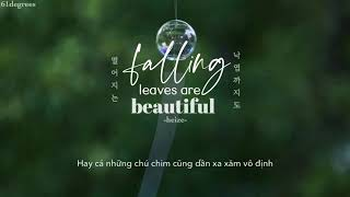 「vietsub」Falling leaves are beautiful • Heize