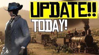 TODAY'S UPDATE - New Game Modes and more Red Dead Online's new update! RDR2 Red Dead Redemption 2