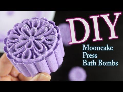 How to make bath bomb molds