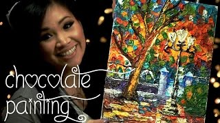Chocolate Painting