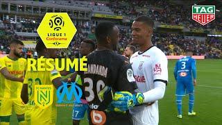 FC Nantes - Olympique de Marseille ( 0-0 ) - Résumé - (FCN - OM) / 2019-20