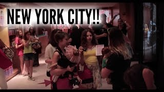 NYC, Planes, Meetups, oh my!