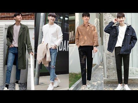 Gợi Ý Phối Đồ Tinh Tế Như Trai Hàn Quốc - Đốn Tim Các Nàng || Korean Fashion For Men