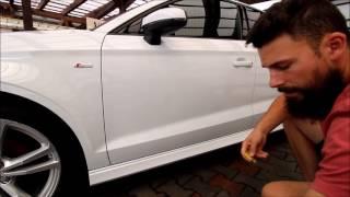 Jak připravit lak na voskování? - návod jak dekontaminovat lak na autě - umyem