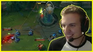 С9 Licorice Performs Outplay of the Century - Best of LoL Streams #455