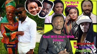 DIANA ASAMOAH Attacked For Saying SARKODIE Does Godly Music  || Kwaku Manu, Lilwin & Vivian Jill...