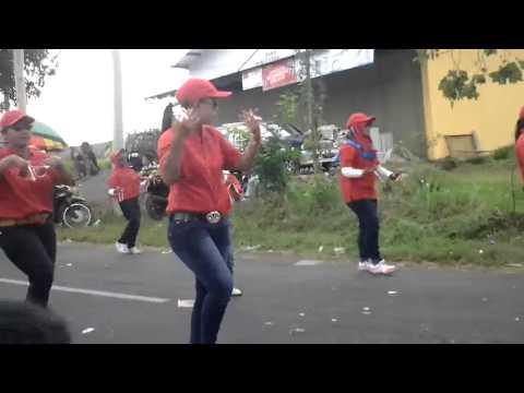 Joged Karnaval Paling Rancak