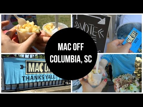MAC OFF - Columbia, SC 5/15/16