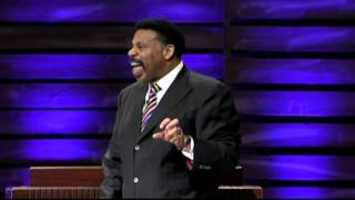 Power of Life & Death in the Tongue - Pastor Tony Evans @ OCBF July 12, 2015