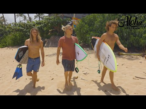Exploring Oahu's North Shore surfer scene with the Smith Brothers