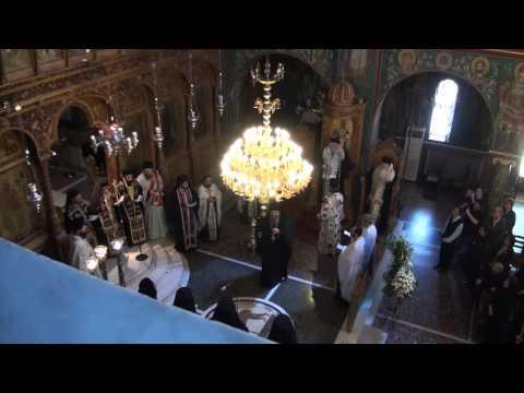 Metropolitan Constantine (Papastephanou) funeral