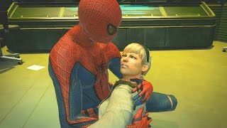 The Amazing Spider-Man (Video Game) Walkthrough - Chapter 7: Spidey to the Rescue (1/2)