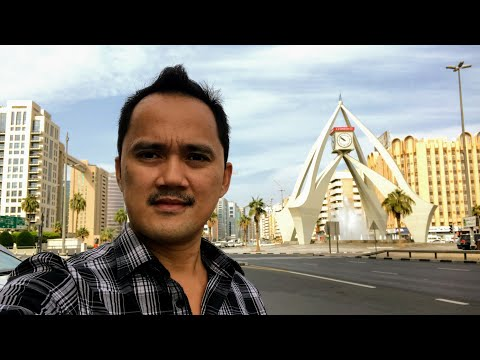 Deira City Center | Deira Clock Tower / Dubai Shopping Mall | Dubai City Tour – Sept. 2019