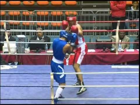 Boxing African Cup of Nations - 2010 - Algeria, by Sport Extra Time