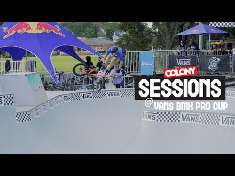 A few raw clips of Josh Dove, Dean Anderson, Jayden Fuller, Natalya Diehm, Chris James and Alex Hiam from Sydney's Vans BMX Pro Cup. Thanks for ...