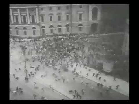 October: Ten Days That Shook the World  Sergei Eisenstein - 1927