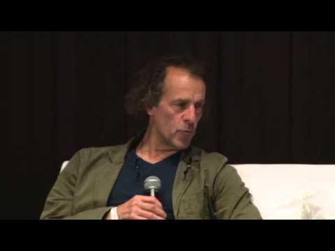 Alain Coumont de Le Pain Quotidien en Experiencia Endeavor 2015