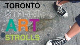 Toronto Street Art Strolls: I spy an animal...