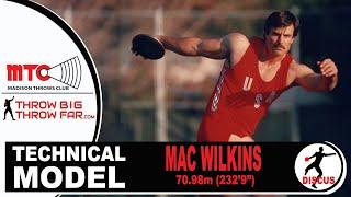 MAC WILKINS DISCUS Breakdown