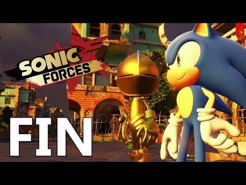 sonic forces fr fin