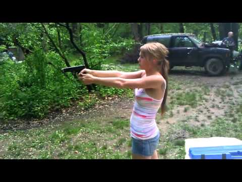 Too Hot To Handle | Gun Casing Falls Down Girls Shirt from YouTube · Duration:  1 minutes