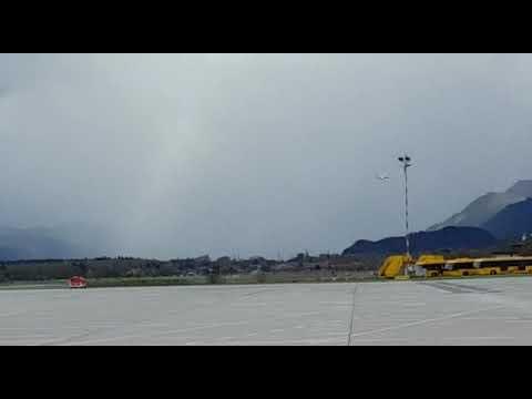 e03c10e8f1f5 Újabb videó került elő az Enter Air 737-es veszélyes salzburgi manőveréről