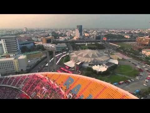 PHANTOM 4 @ Rajamangala National Stadium