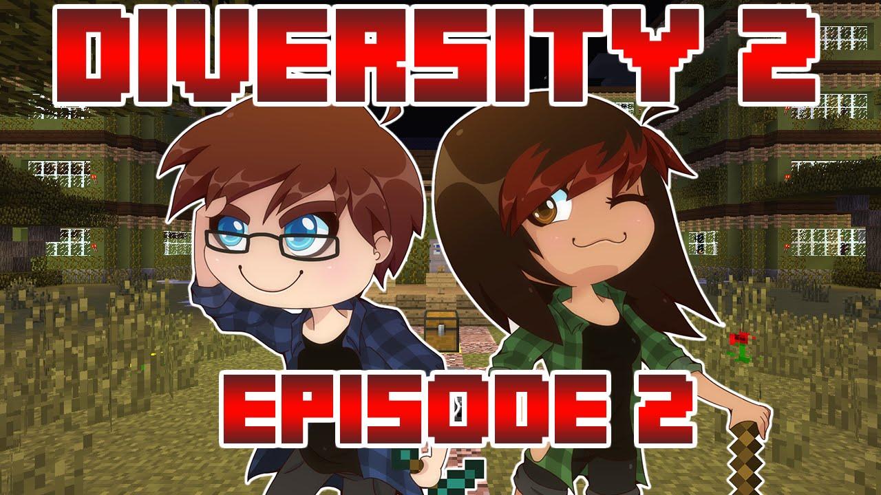 Minecraft Ekspeditionen Diversity 2 Episode 2
