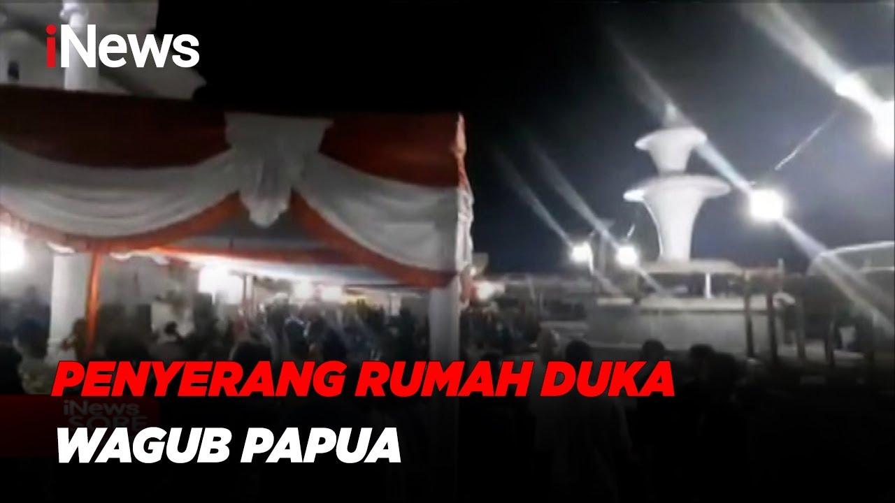 Sekelompok Orang Menyerang Rumah Duka Wagub Papua - iNews Sore 23/05