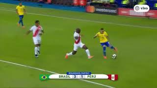 Brasil vs Perú 3-1 / Brasil Campeón de América!! / Final de la Copa América 2019