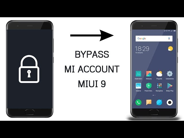How To Remove MI Account Forgotten Password - All About Xiaomi