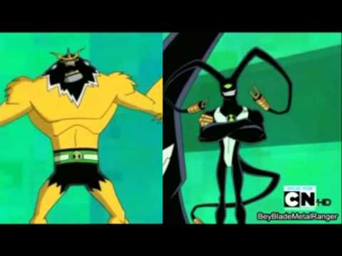 Ben 10 opening song lyrics