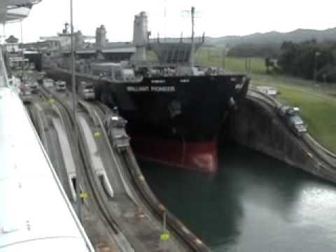 Panama Canal 2009.mp4