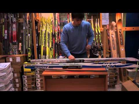 Лыжный комплект Tisa Sport Wax и Step NNN или SNS