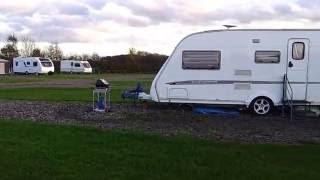 Harrogate lido leisure caravan park