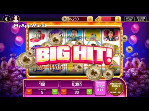 PCH Cash Casino - Play Free Slots, Bingo And Poker Gameplay HD 1080p 60fps