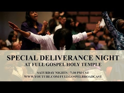 FGHT Dallas: Special Deliverance Night (April 23)