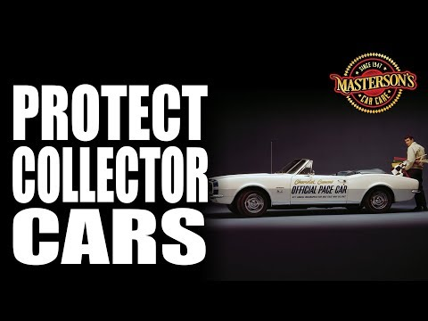 Ceramic Coating For Classic Cars - Never Wax Again! - Masterson's Car Care
