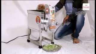 Vegetables Cutting machine OC150 (Chili/Onion Cutter) (+91-97245 55800)